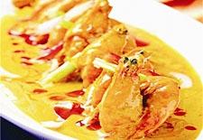 家常版美味咖喱虾