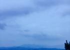 仙游灵山寺,俯视整个仙游,真美!