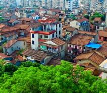 """""""小上海""""——涵江威尼斯古城"""