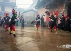 二月初三 黄石华东华中华堤出游 雨中?#20973;?