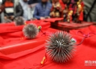 大米视觉:正月二十四 涵江白塘镇前【打铁球