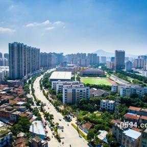 空中看莆田——荔城赤溪、南郊2800亩大盘若