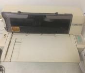富士通DPK8300E+打印机 很新 400元转让 可以打印快递单、增...