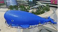 百万鲸鱼岛游园会、网红美食门票大放送