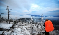 五一仙游石谷解登山活动,挑战莆田最高峰