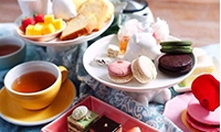 网红下午茶免费领 表白女神的时候到了
