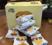 真田猴头菇饼干只要12元一盒