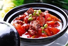 无法拒绝的美味番茄牛肉