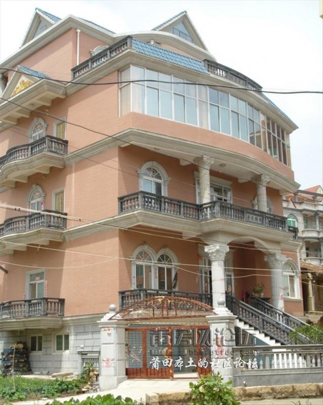 忠门框架结构房屋