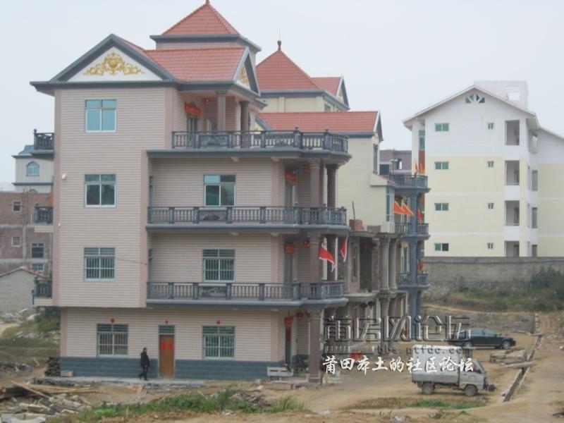 街拍莆田湄州岛别墅