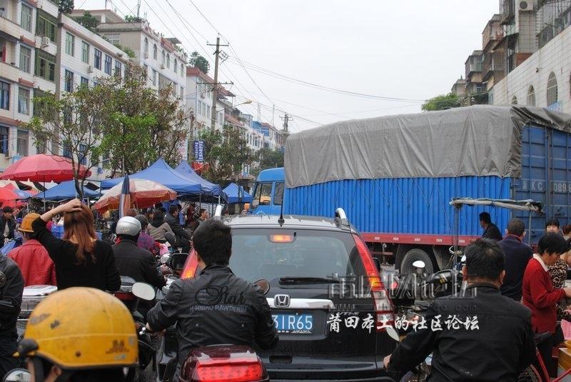 涵江40米路——莆田最便宜海鲜市场