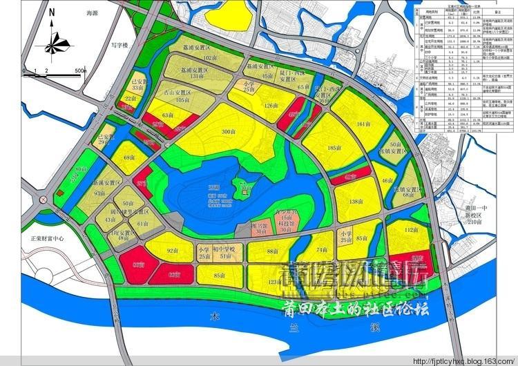 帆哥以前测算过,从规划总平面图看,刨去安置房,人工湖,科技馆等公共