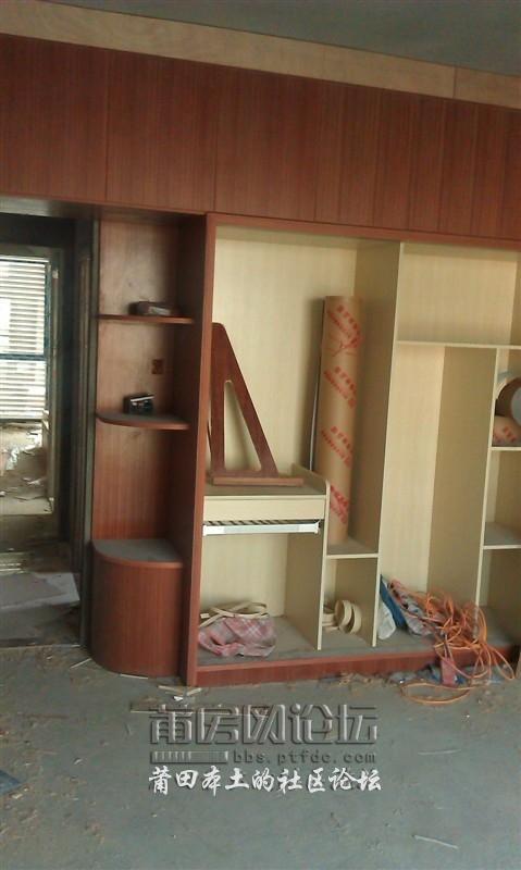 木工制作----实照衣柜
