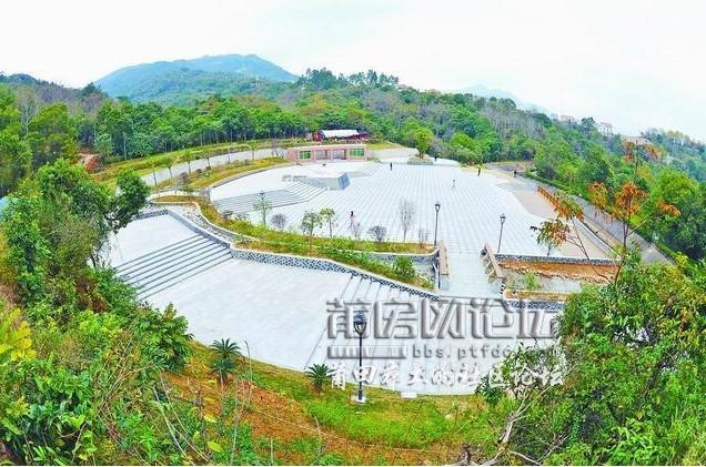续建天马山,九华山公园,完善凤凰山风景区.
