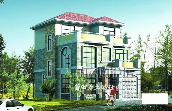 農村蓋房設計大全!三十萬以內的別墅