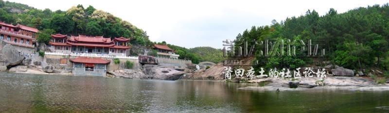 九鲤湖风景区位于仙游县 钟山镇,距县城31公里,海拔590米.