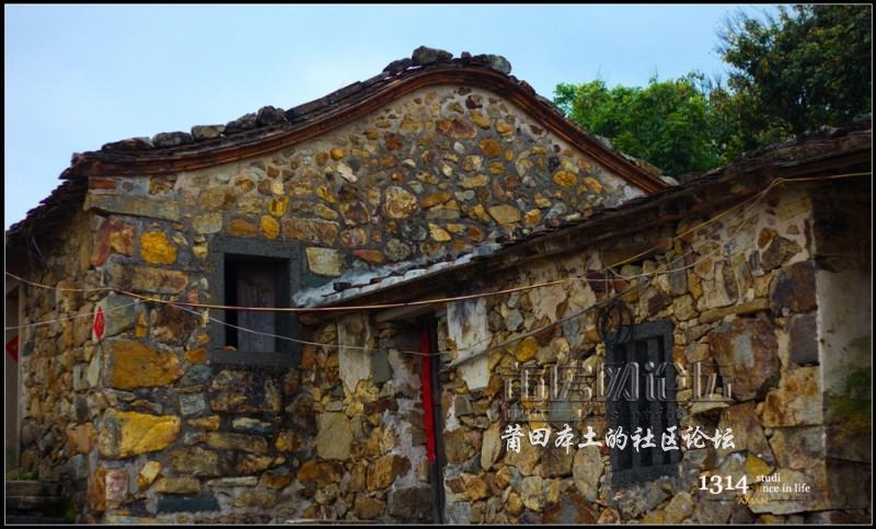 樟脚——油画里的石头城.