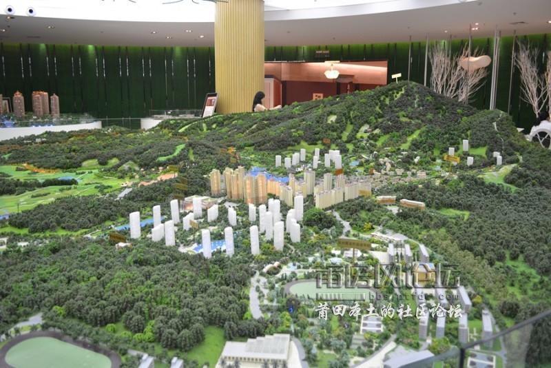 惠安聚龙小镇半日游,貌似看到ECO和万科的影子