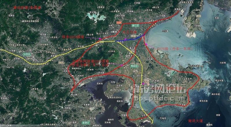 漳浦324国道改线-漳浦深土要建飞机场/漳浦324国道新