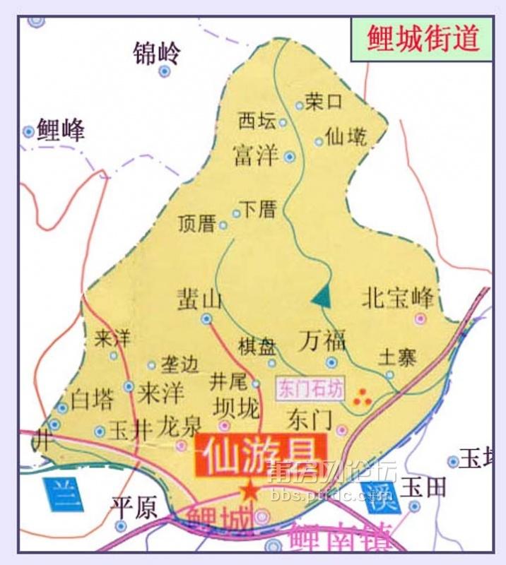 仙游各乡镇地图大全,呕心沥血之作