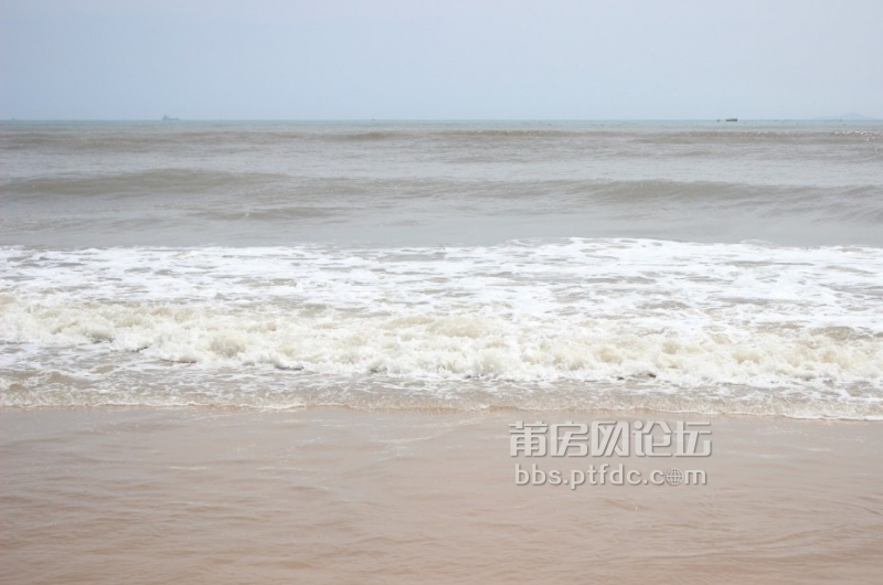 莆田黄金沙滩