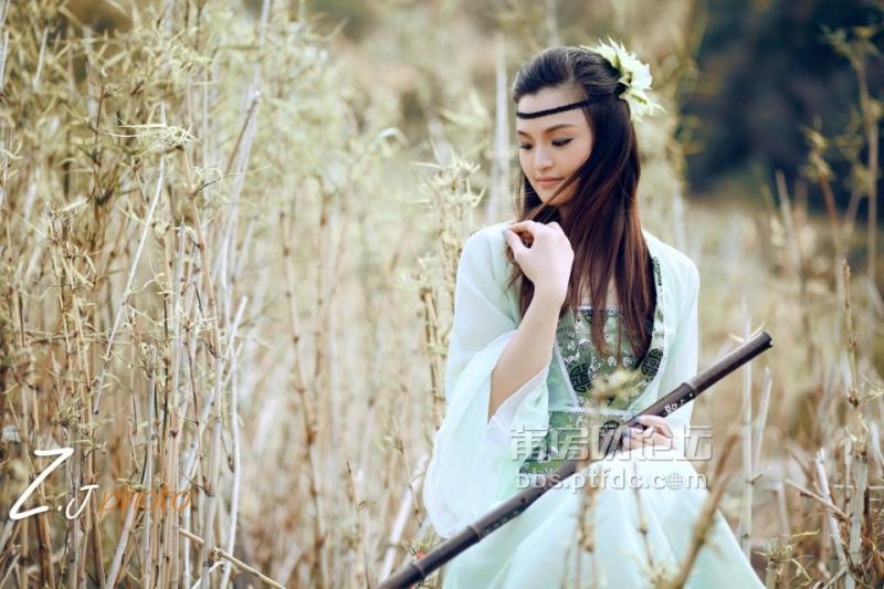 涴花洗剑录Ⅰ-古装风景人像