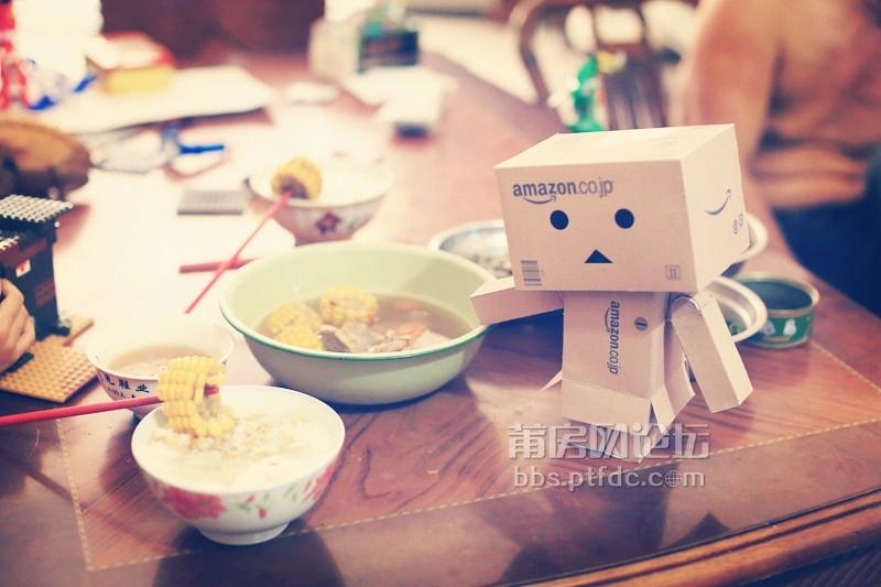 光——手工纸盒机器人!