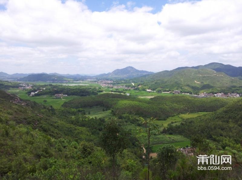 仙游龙华寨——被遗忘的风景区