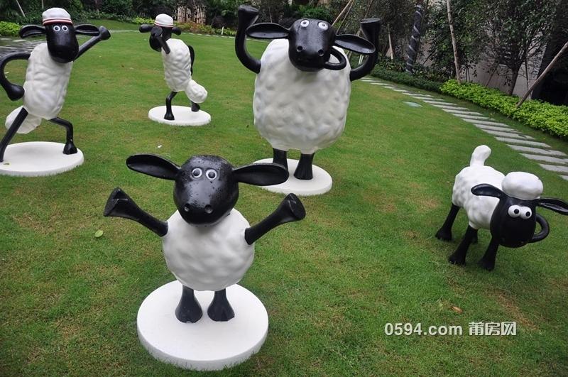 qq头像动物可爱萌羊
