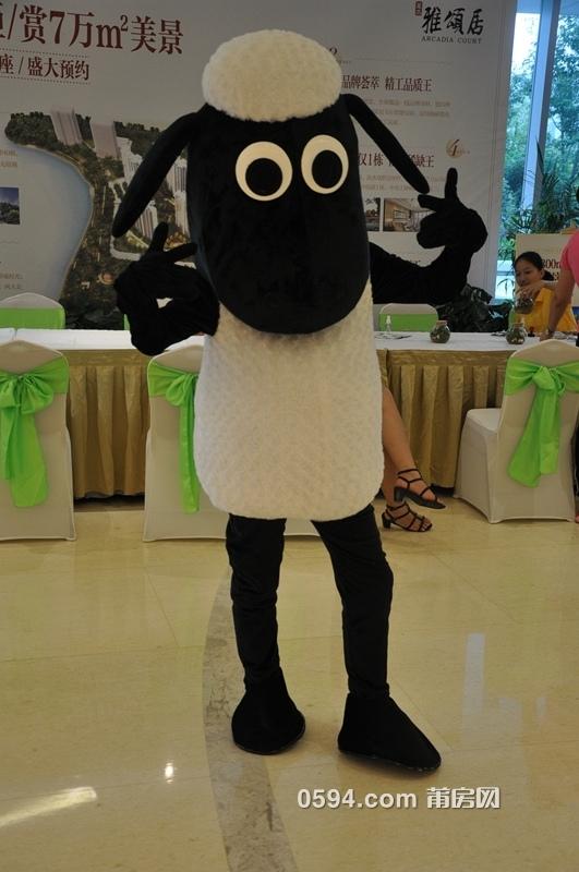 可爱动漫萌羊头像
