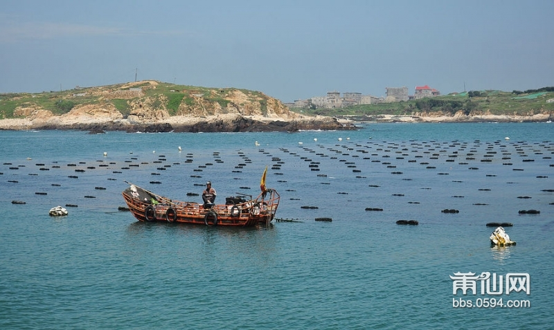 主要养殖海参,鲍鱼,海带