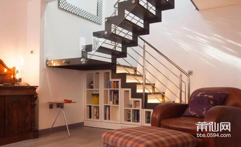 楼梯如何设计节省空间