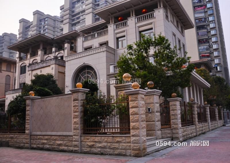 莆田城里的别墅式豪宅别墅看了心碎乡村比乐高罗图片