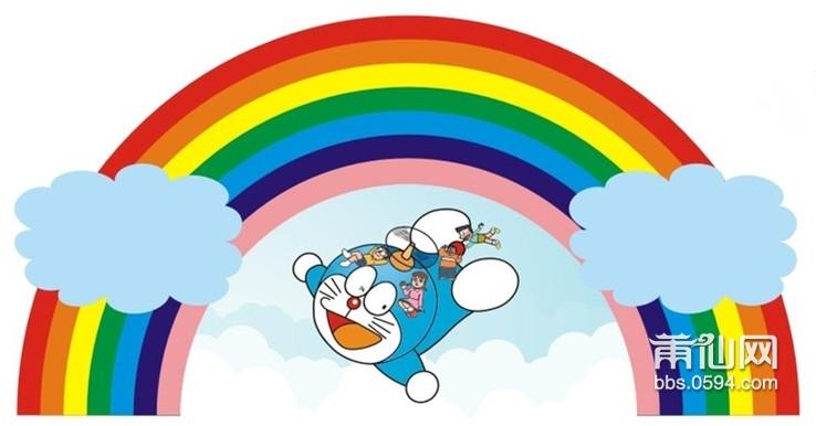 """荔城区第二实验幼儿园西庚分园举办""""哆啦a梦""""主题生日会"""