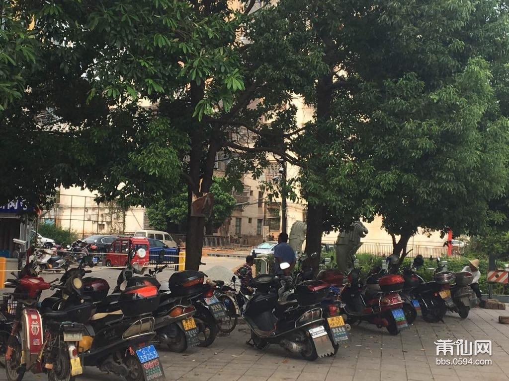 涵江荔州别墅有别墅正在拆除排水广告牌庭院违章城管做法暗图片