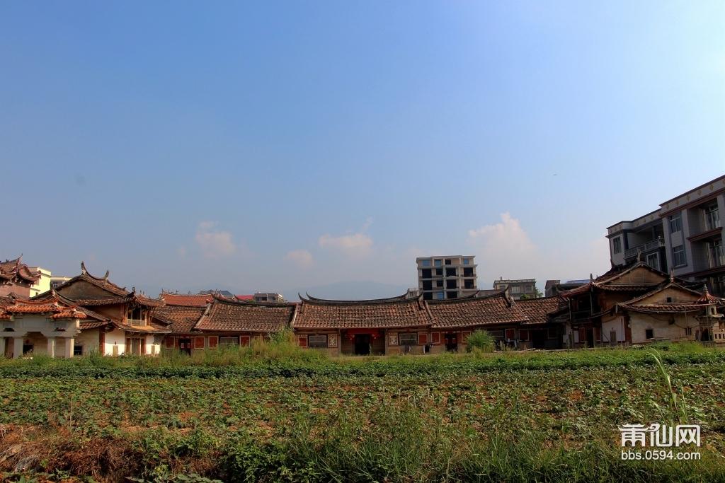 走进莆田这个千年古镇,财主豪宅让人大开眼界!