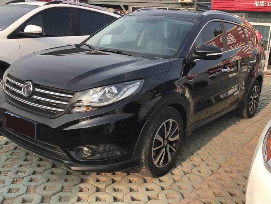 东风风光580 黑色 2017款 1.5T CVT豪华型