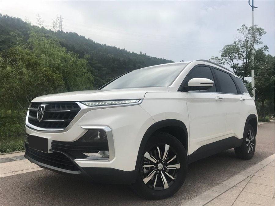 宝骏530白色 2018款 1.5T DCT旗舰型