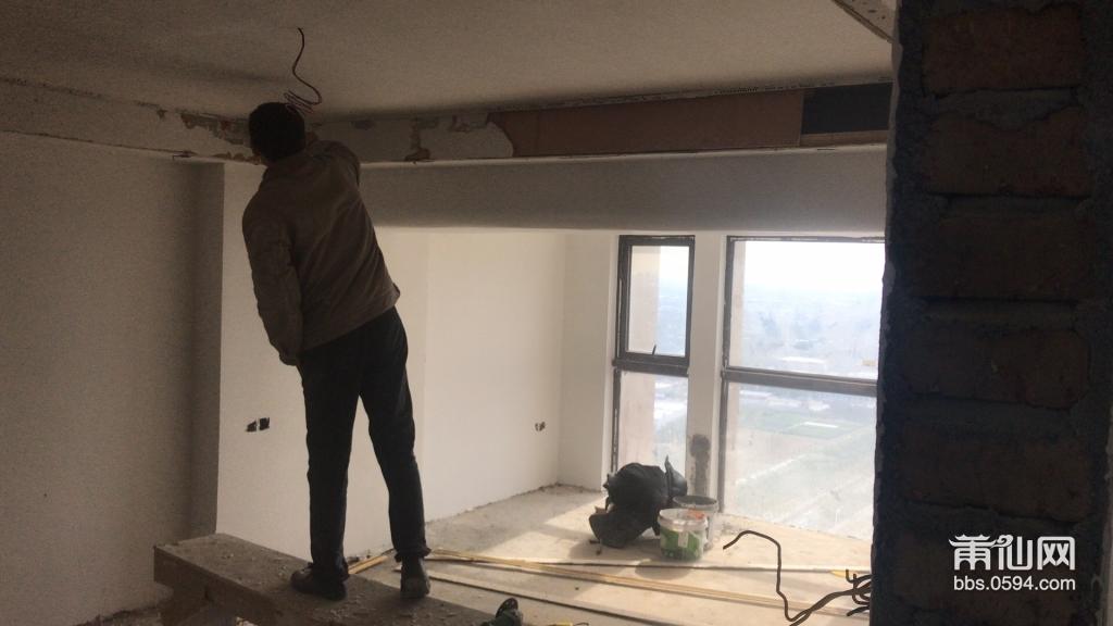 木工安装过程