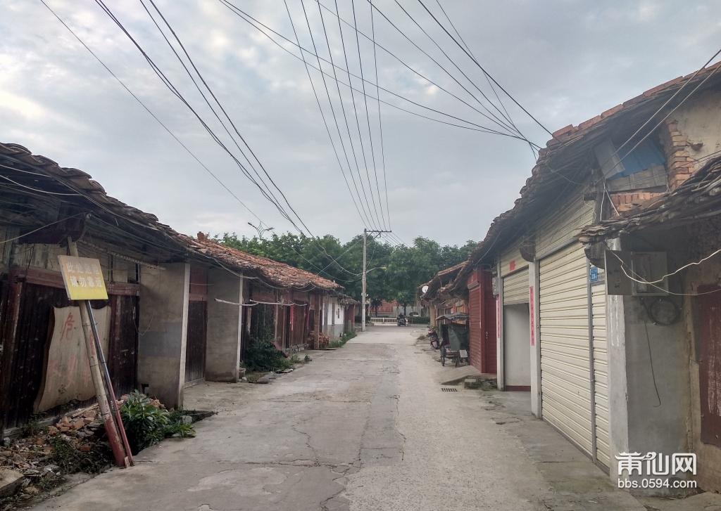 仙游東門石坊、東門糾察廟及歷史街區