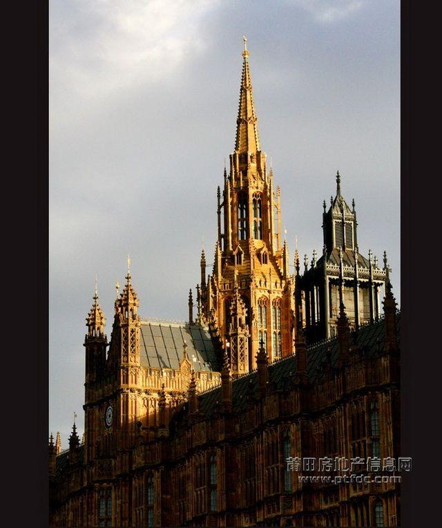 感受英国伦敦城市风情