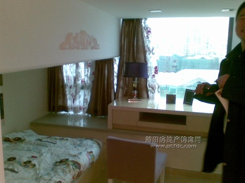 万通小希尔顿单身公寓转让,单价只相当于6766元/平方