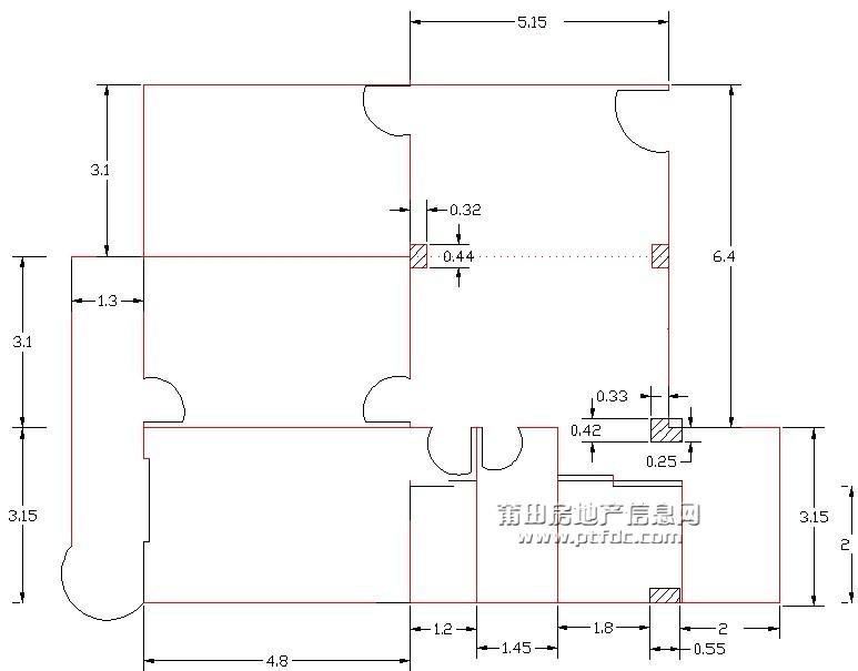 6平方的卫生间怎么设计布置?