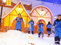 特惠:莆田冰雪世界,3人票只要99元!