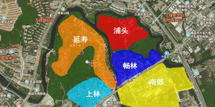 万博博彩官网大事件,绶溪公园6000亩规划横空出世,第二个玉湖